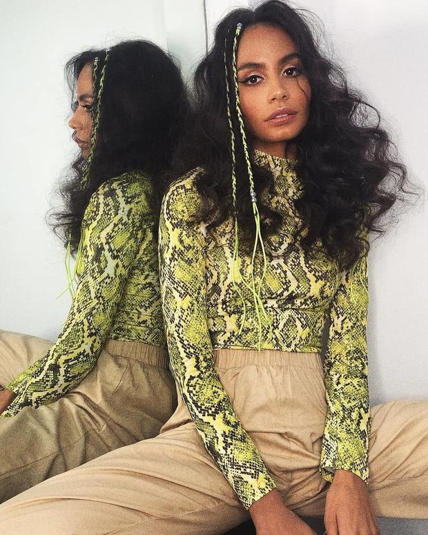 Микротренд: украшения для волос (фото 8)