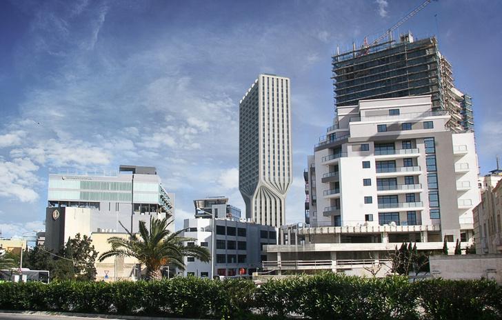 Zaha Hadid Architects: проект башни на Мальте (фото 0)