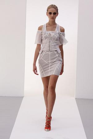 Показы мод Temperley London Весна-лето 2010 | Подиум на ELLE - Подиум - фото 3011
