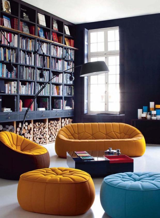 Чем заменить диван в гостиной: 5 идей и решений (фото 8)