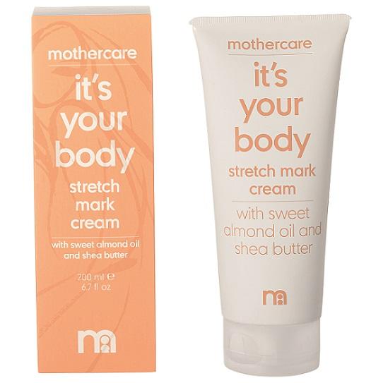 Крем от растяжек It's Your Body Stretch Mark Cream от Mothercare