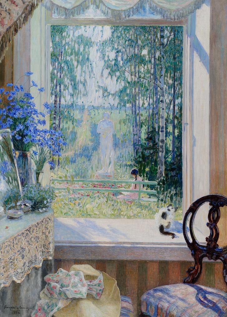 Картина на карантине: «Лето» Николая Богданова-Бельского (фото 1)