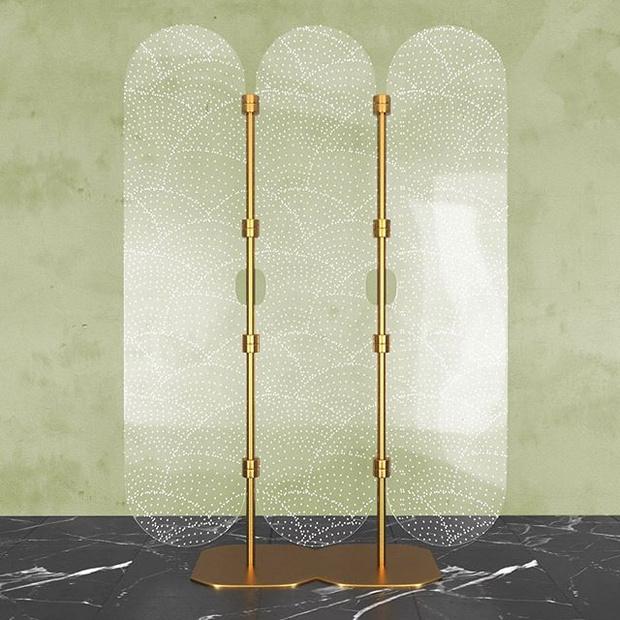 Дизайн против коронавируса: ширмы и перегородки Маттео Чибика (фото 0)