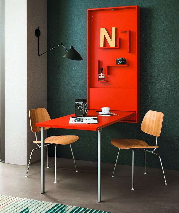 История дизайна: складская мебель (фото 25)
