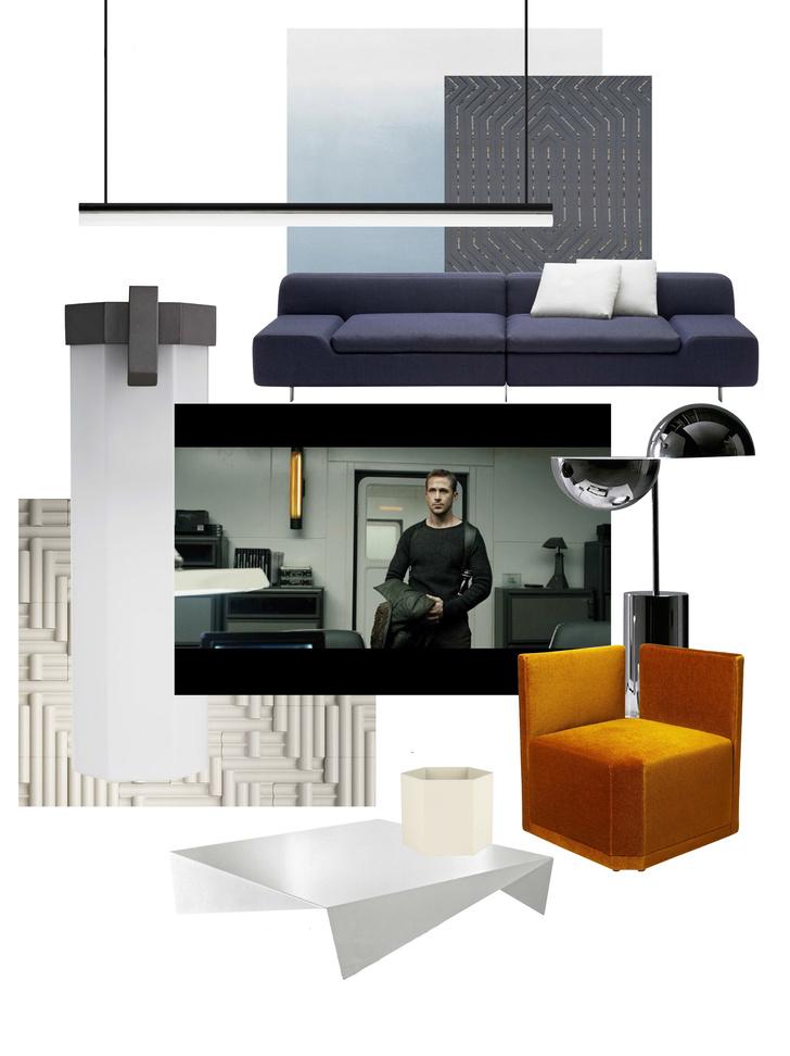 ELLE Decoration тренд: интерьеры из кинофильмов (фото 0)