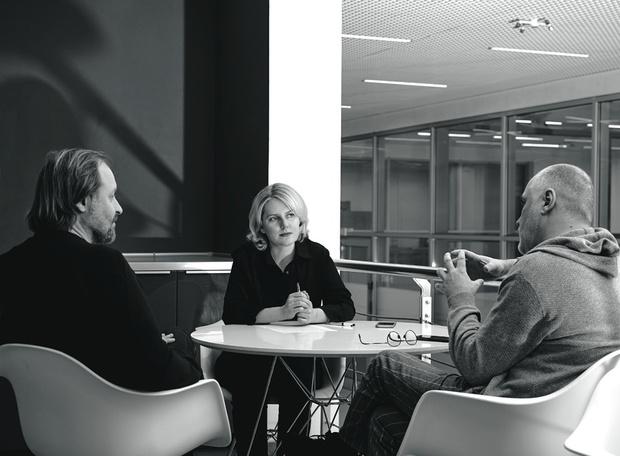 Craft vs Digital: интервью с Денисом Миловановым и Владимиром Пирожковым (фото 20)