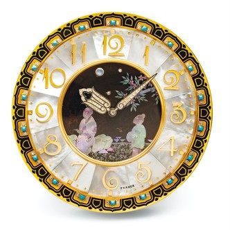 Christie's выставляет на аукцион коллекцию часов Cartier (фото 0.2)