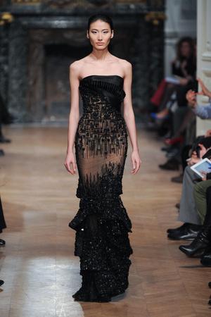 Показ Tony Ward коллекции сезона Весна-лето 2014 года haute couture - www.elle.ru - Подиум - фото 574403