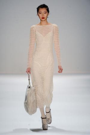 Показы мод Nanette Lepore Осень-зима 2011-2012 | Подиум на ELLE - Подиум - фото 2330