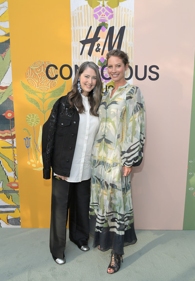 Аманда Сайфред, Кейт Босуорт и другие гости презентации H&M Conscious Exclusive (галерея 4, фото 0)