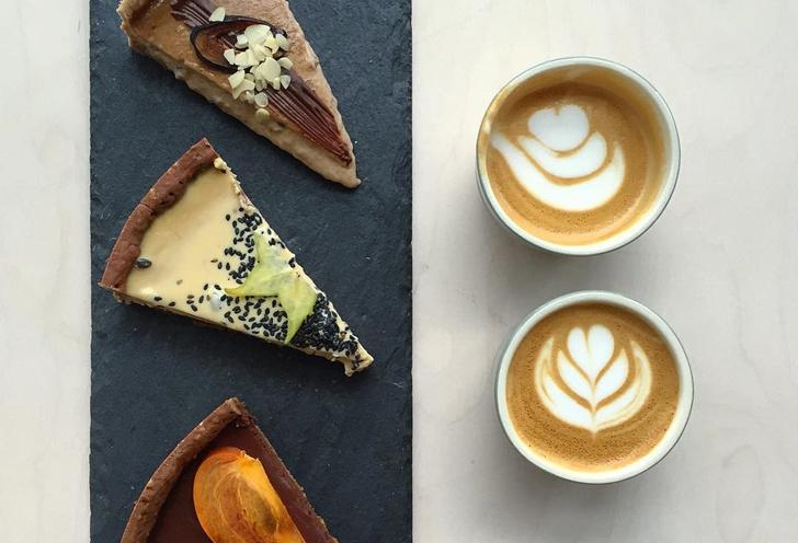 «Человек и пароход» кофе