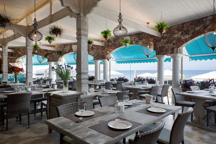 """Ресторан """"Дионис"""": возрождение легенды на побережье Черного моря (фото 6)"""