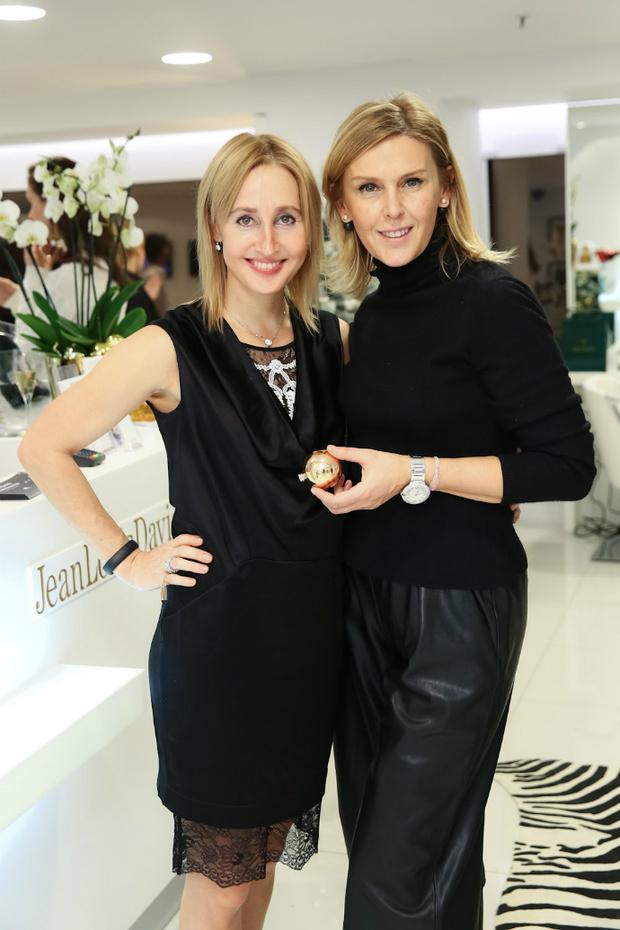 Оксана Бондаренко и Татьяна Рогаченко