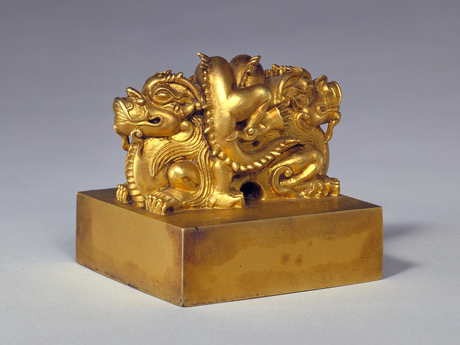 Выставка Cartier в Музее Дворца в Пекине (галерея 4, фото 3)