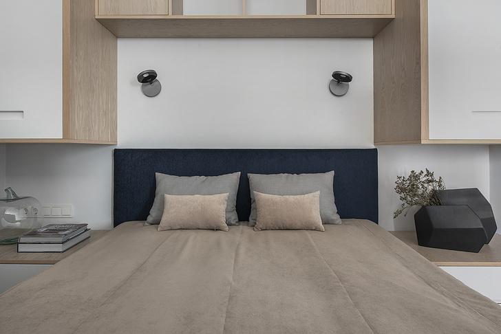 Квартира 38 м² для отдыха после работы (фото 18)