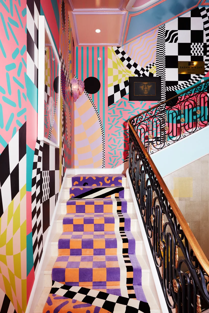 Хит-парад: самые необычные дизайнерские лестницы (галерея 3, фото 4)