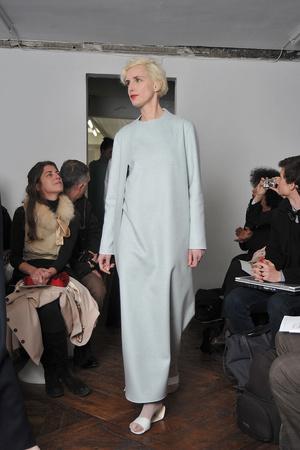 Показ Adeline Andre коллекции сезона Весна-лето 2009 года haute couture - www.elle.ru - Подиум - фото 86145
