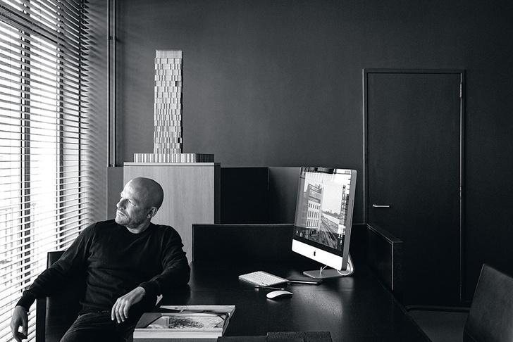 Архитектор Винсент ван Дуйсен