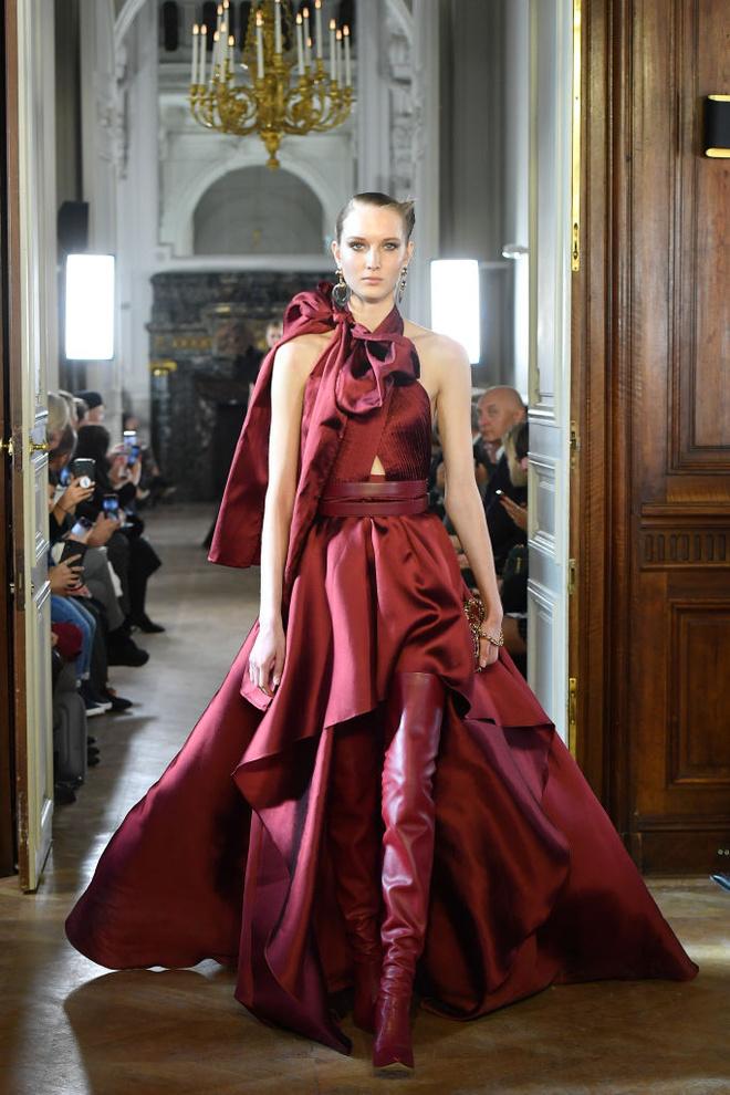 10 чувственных платьев Elie Saab (фото 9)