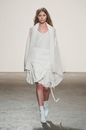 Показы мод Tess Giberson Весна-лето 2013 | Подиум на ELLE - Подиум - фото 1321