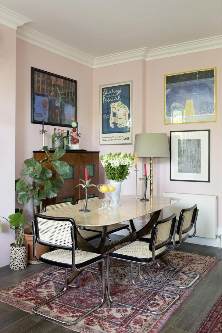 Легкость бытия: лондонская квартира Люка Эдварда Холла (фото 10)