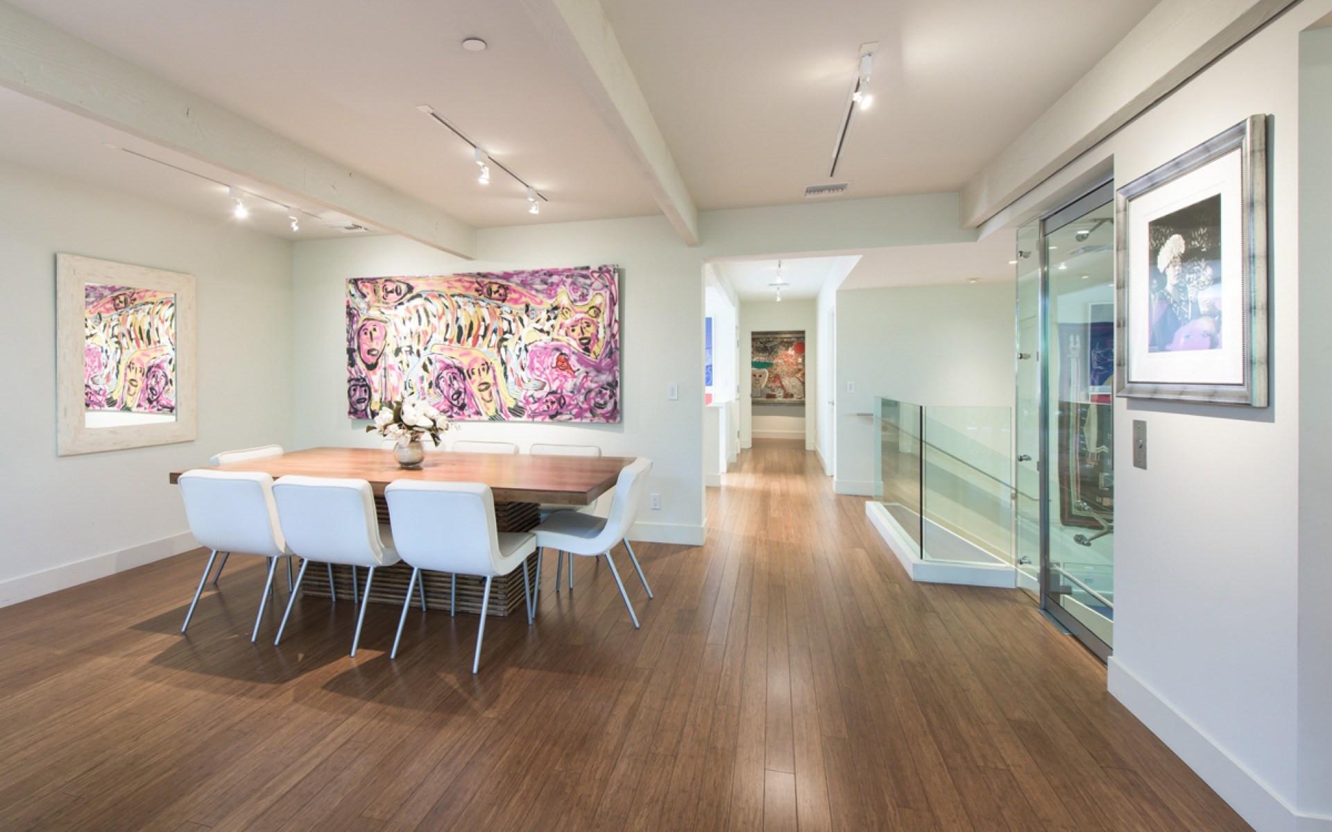 Джейн Фонда продает свой особняк в Беверли-Хиллз | галерея [1] фото [4]