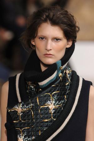Показ Bouchra Jarrar коллекции сезона Весна-лето 2012 года Haute couture - www.elle.ru - Подиум - фото 330288