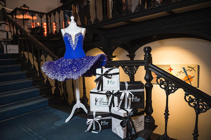В особняке на Волхонке состоялась презентация fashion-календаря «Русский силуэт & Балет» фото [1]