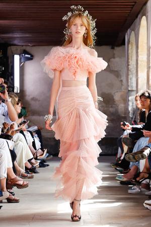 Показы мод Rodarte Весна-лето 2018 | Подиум на ELLE - Подиум - фото 4946