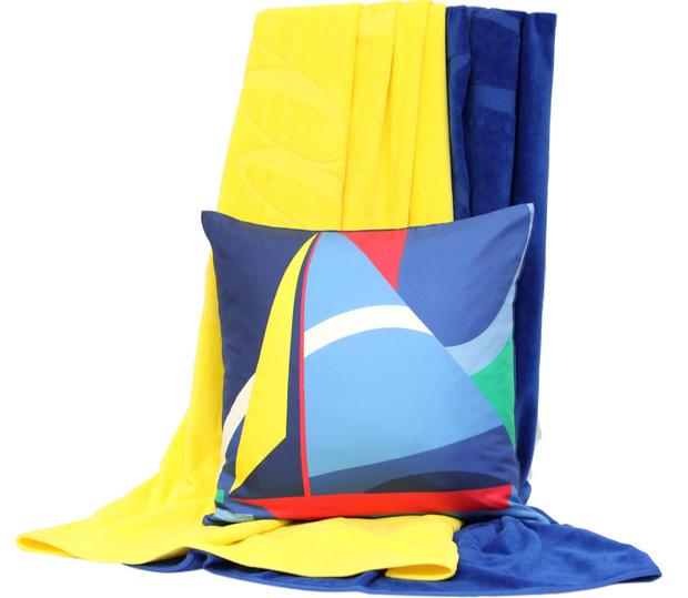 Топ - 30: Самые модные пляжные полотенца и аксессуары (фото 10)
