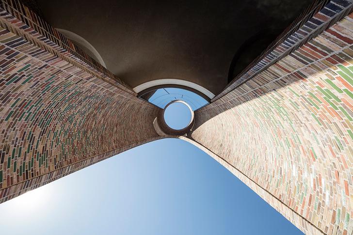Первый архитектурный проект художника Олафура Элиассона (фото 4)