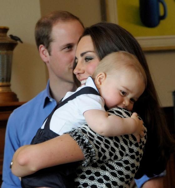 Итоги года 2014: лучшие фото Кейт Миддлтон и принца Уильяма | галерея [2] фото [3]