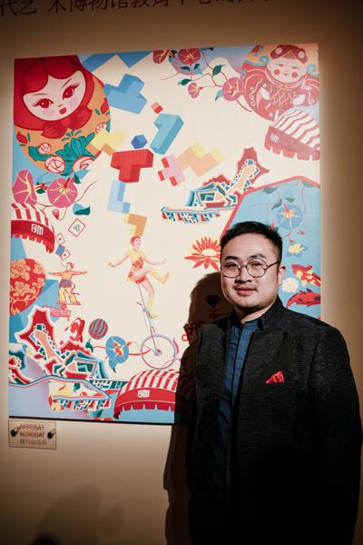 В ГУМе прошел благотворительный аукцион художника Джеки Цая (галерея 7, фото 1)