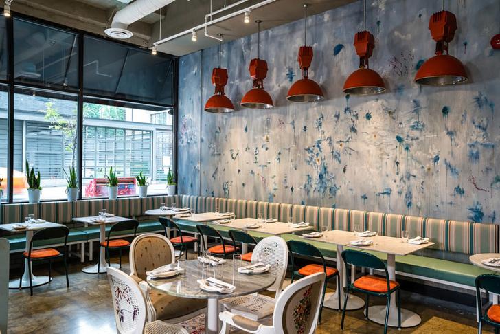 Веганский ресторан Rosalinda в Торонто (фото 9)