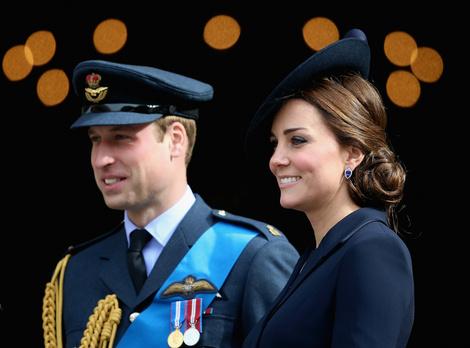 История любви Кейт Миддлтон и принца Уильяма в фотографиях | галерея [1] фото [3]