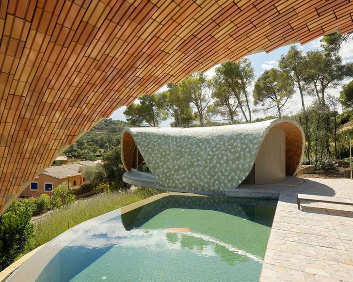 Экспериментальный дом Stgilat Auguablava в Каталонии (фото 7)