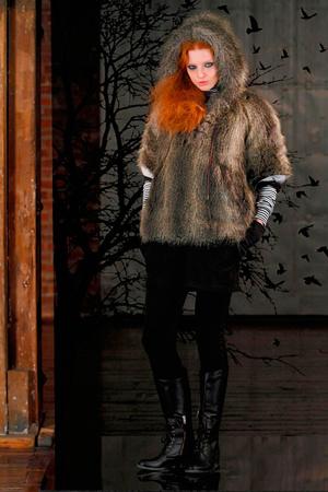 Показ Gant by Michael Bastian коллекции сезона Осень-зима 2011-2012 года prêt-à-porter - www.elle.ru - Подиум - фото 227411