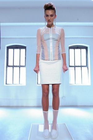 Показы мод Catherine Malandrino Весна-лето 2013 | Подиум на ELLE - Подиум - фото 1266