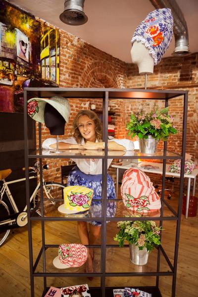 В Милане прошла презентация новой коллекции бренда Tak.Ori