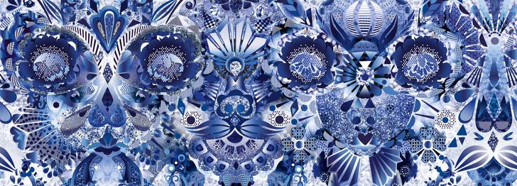 ELLE Decoration шопинг: цветочный принт (фото 4)