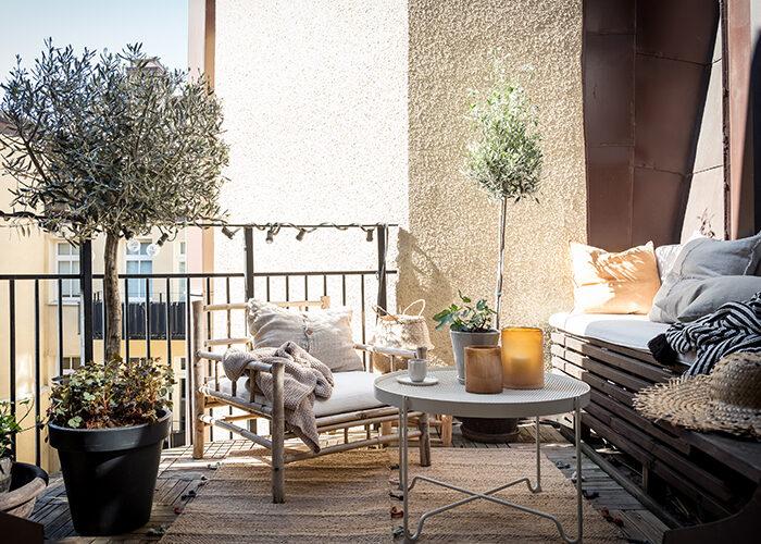 Балкон в скандинавском стиле: 7 советов (фото 9)