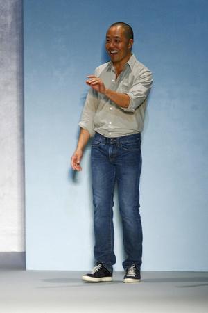 Показ Derek Lam коллекции сезона Весна-лето 2011 года Prêt-à-porter - www.elle.ru - Подиум - фото 174793