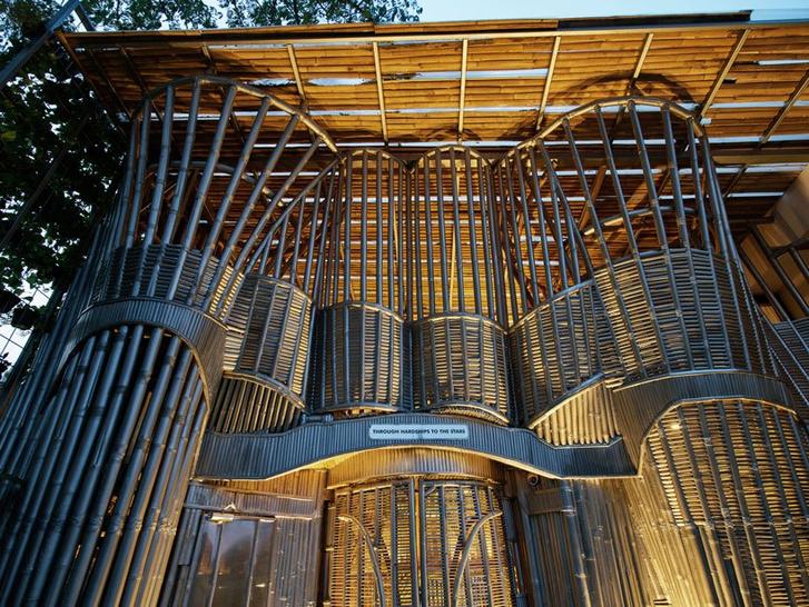 Многофункциональный комплекс Guha в Индонезии (фото 15)