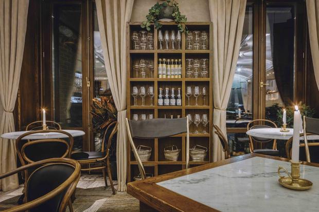 Топ 3: дизайнерские рестораны Уильяма Ламберти в Москве (фото 4)
