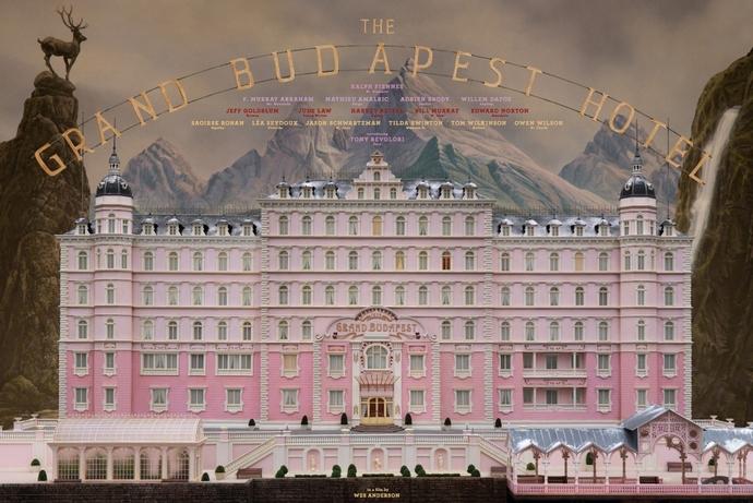 «Отель «Гранд Будапешт» (The Grand Budapest Hotel)