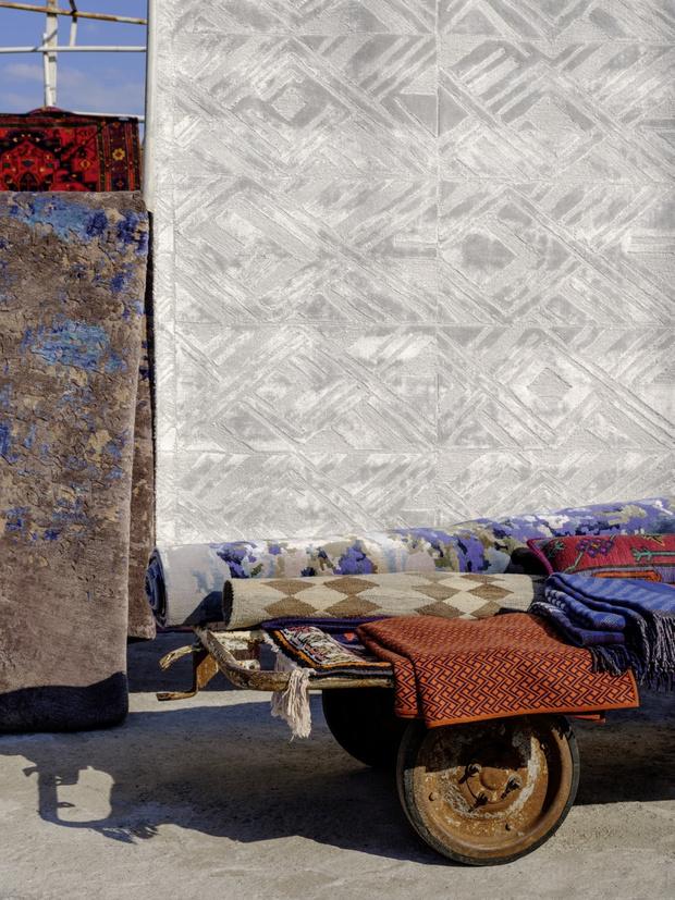 Сказка странствий: самые модные ковры сезона (фото 5)