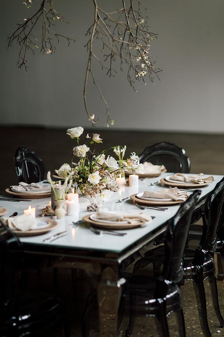 20 идей для сервировки и декора свадебного стола (галерея 1, фото 0)