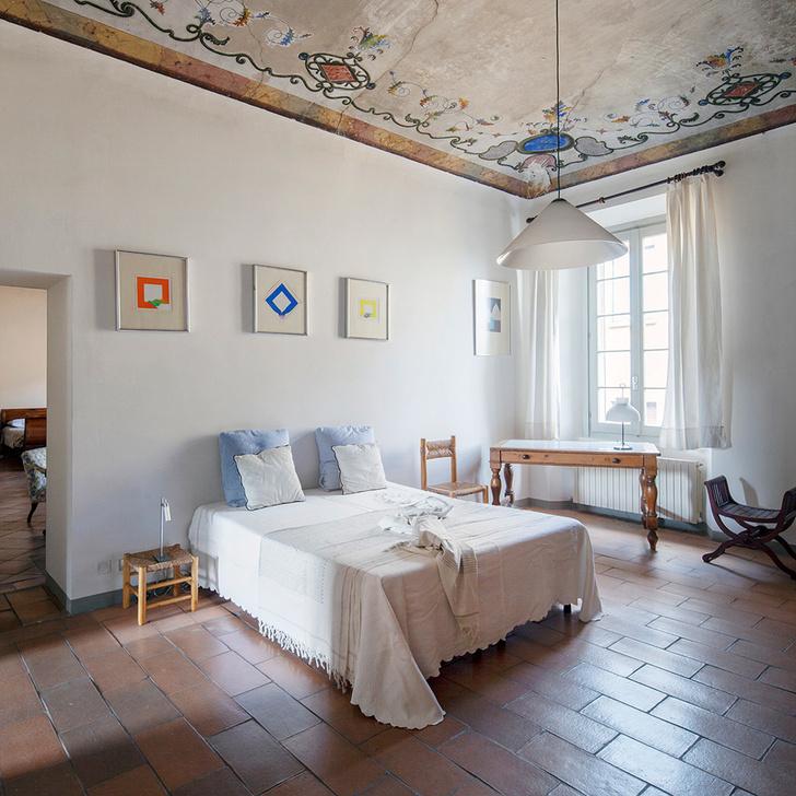 Виллу XVI  века в Ломбардии можно арендовать на Airbnb (фото 12)