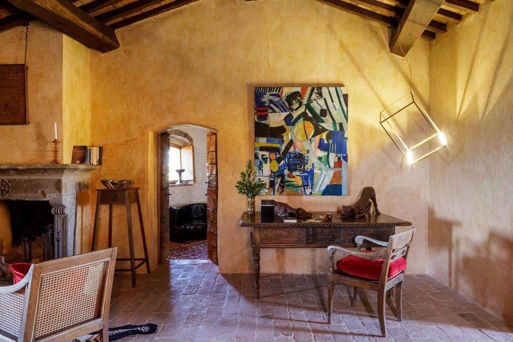 Castello di Vicarello: отель в настоящем замке XII века (галерея 8, фото 1)