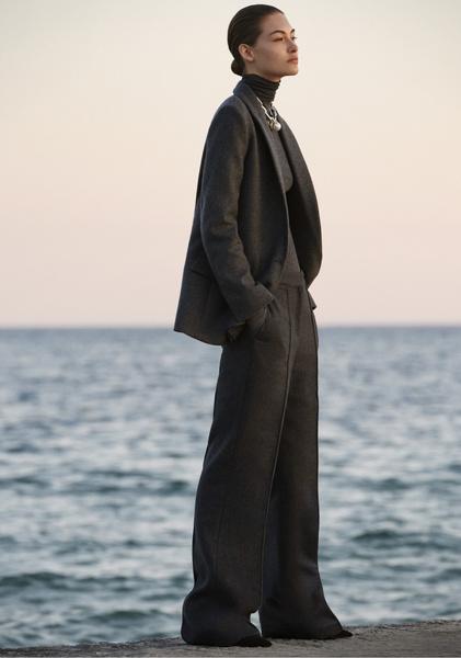 H&M Studio представили коллекцию в походном стиле | галерея [1] фото [14]